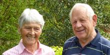 Elfriede und Fritz Manz Firmengründer