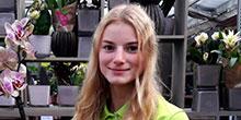 Annika Schad Azubi Einzelhandelskauffrau