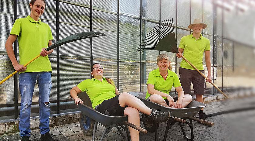 Jobs und Ausbildungsplätze bei Gärtnerei Manz in Neckartenzlingen